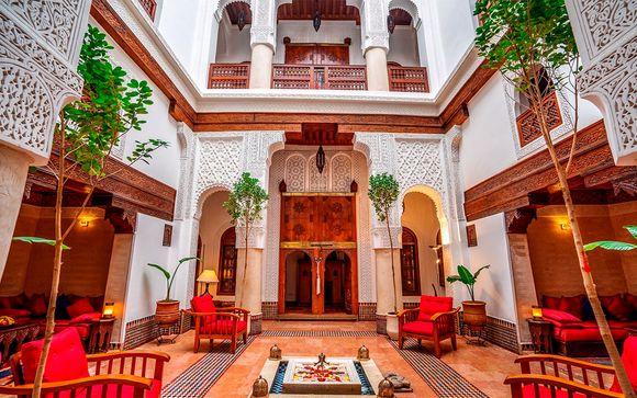 Riad Dar Alhambra