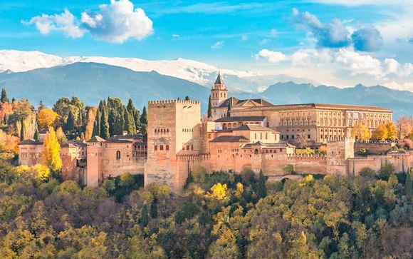Ubicación privilegiada para descubrir el encanto andaluz