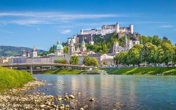 Viena y Salzburgo