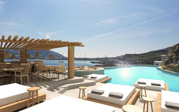 Dreambox Mykonos Suites 4*