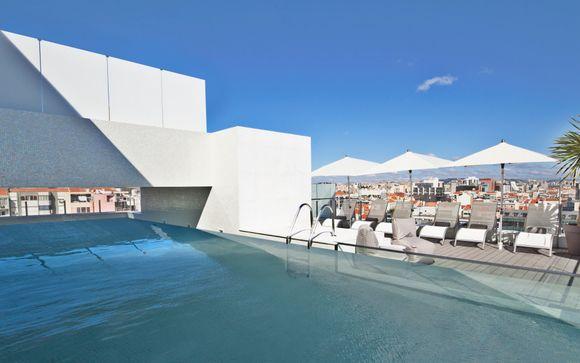 Atmósfera de confort, tranquilidad y diseño