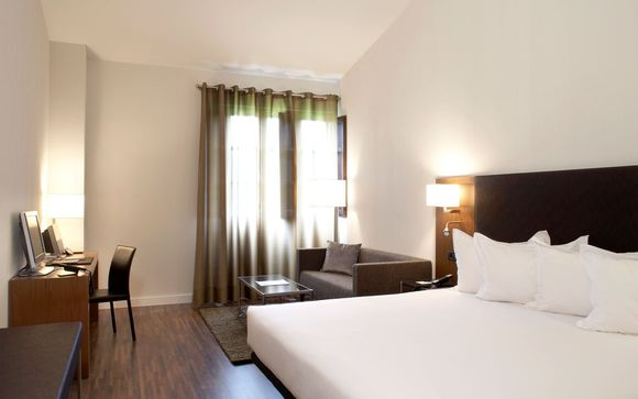 Hotel Oca Vila de Allariz 4*