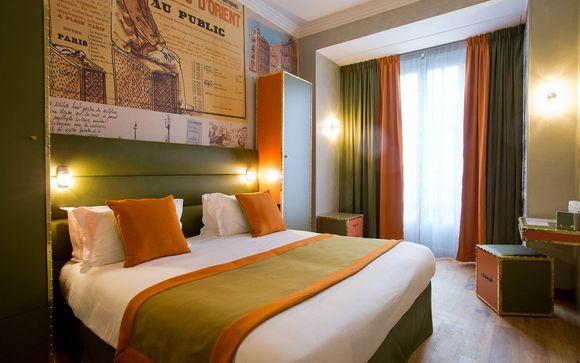 Hotel Excelsior Nice 4*