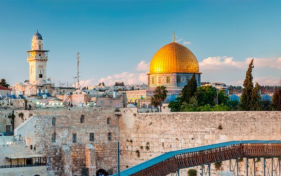 Jordania con Jerusalén