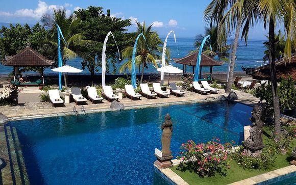 Trío Puri Bagus y Patra Bali