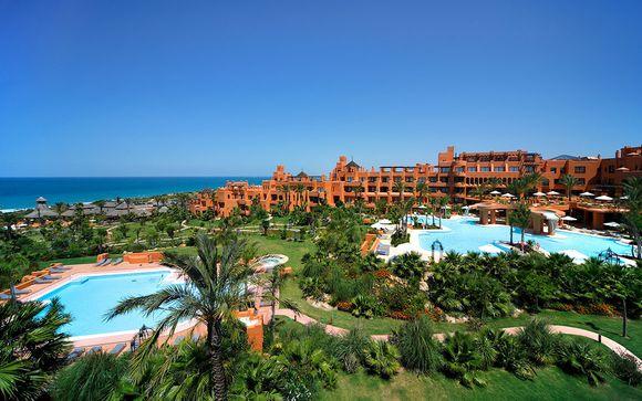Espectacular resort de lujo en la costa de Cádiz