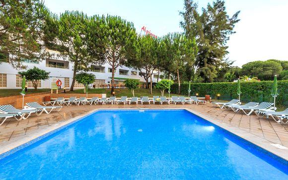 Unas vacaciones familiares en el corazón del Algarve