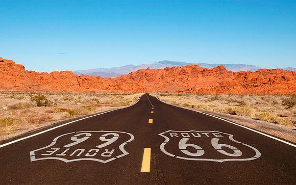 Ruta 66 y El Sueño Americano