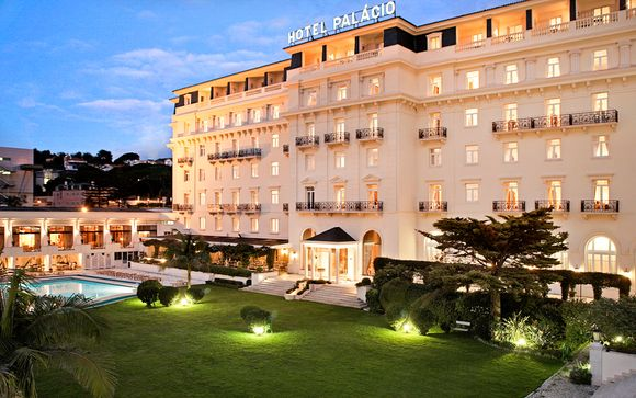 Palacio Estoril Hotel Golf & Spa 5*