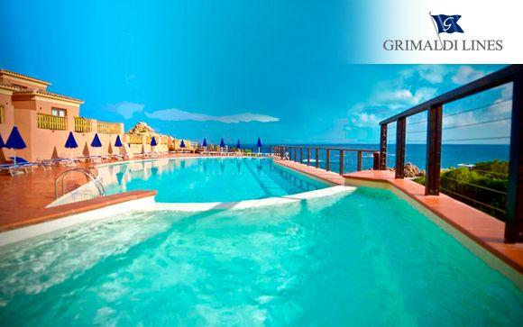 Italia Trinità d'Agultu - Hotel Costa Paradiso 4* desde 95,00 €