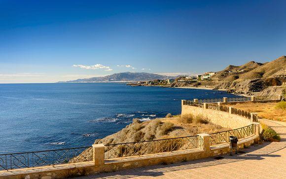 Desconexión a orillas del mar Mediterráneo