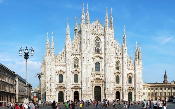 Itinerario desde Milán hasta Ginebra - Salidas en grupo