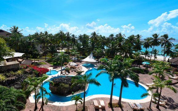 Diani Reef Beach Resort & Spa 5*