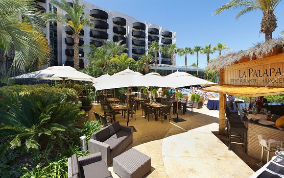 Albir Playa Hotel & Spa 4*