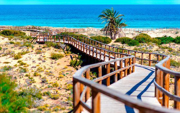 Albir Playa Hotel Spa 4 Alicante Hasta 70 Voyage Prive
