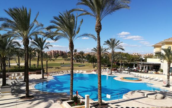Caleia Mar Menor Spa & Golf Resort 5*
