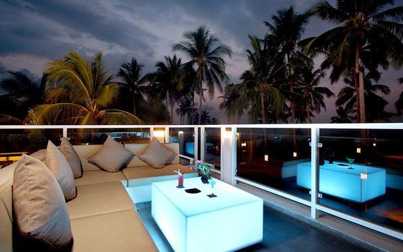 Kantary Beach Hotel Villas & Suites, Khao Lak 5*