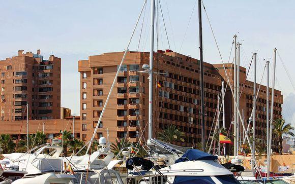 Hotel Las Palmeras 4*