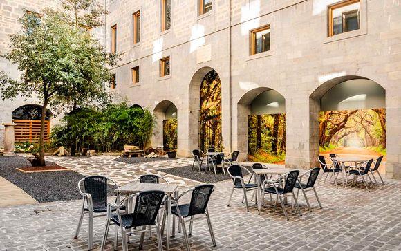 Hotel Balneario Orduña Plaza 4*