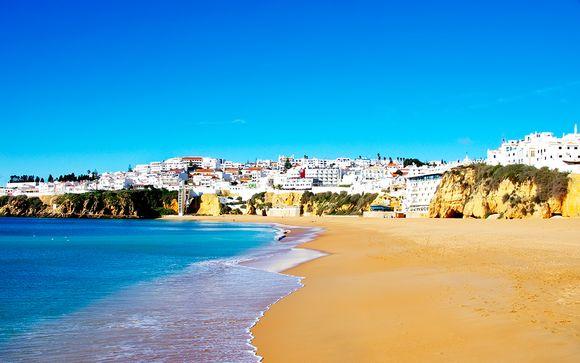 Albufeira, en Algarve, te espera