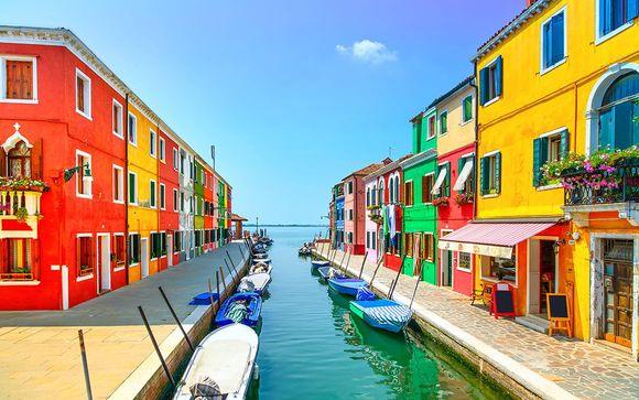 Hotel Amadeus 4*, en Venecia