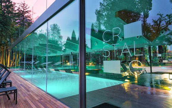 Du Lac et Du Parc Grand Resort 4*, en Italia