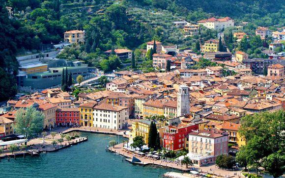 Lago de Garda, en Italia, te espera