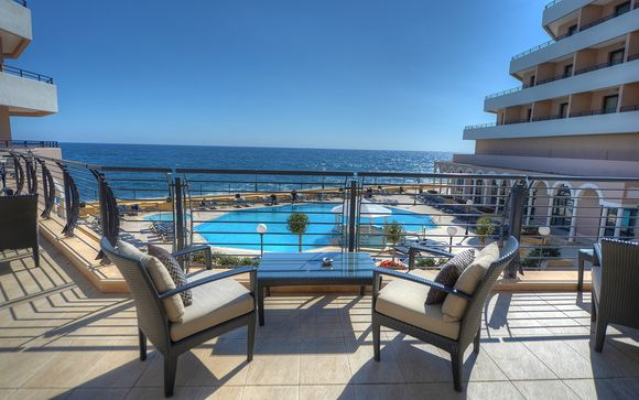 Radisson Blu Resort, Malta St. Julian's 5*