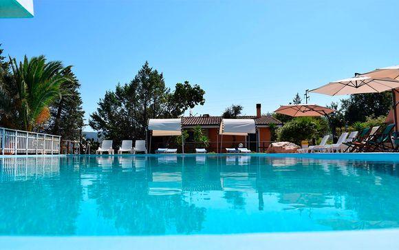 Hotel Montiruju 4*, en Santa Maria Coghinas