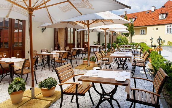 Lindner Hotel Prague Castle 4*