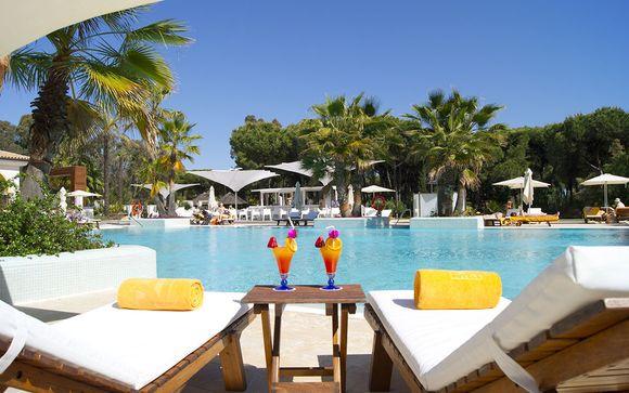 Hotel Sensimar Isla Cristina Palace & Spa 5*, en Isla Cristina