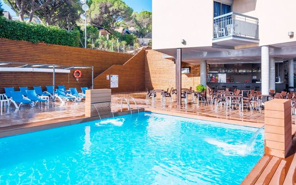 GHT S'Agaró Mar Hotel 4*, en S'Agaró