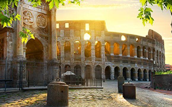 Hotel Morgana 4*, en Roma