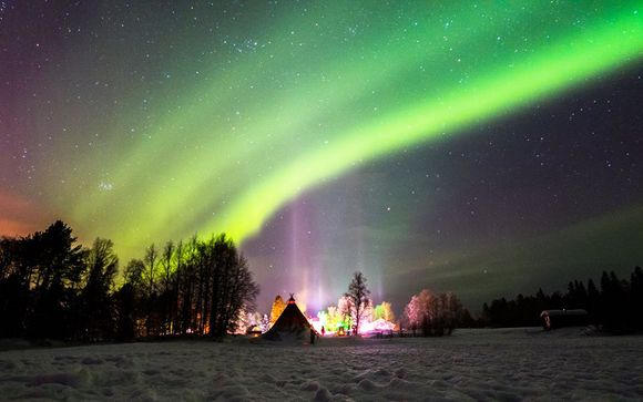 Apukka Arctic Resort