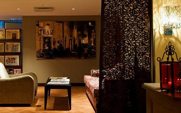 Original Sokos Hotel Albert 4* (preextensión solo disponibile en la opción 2)