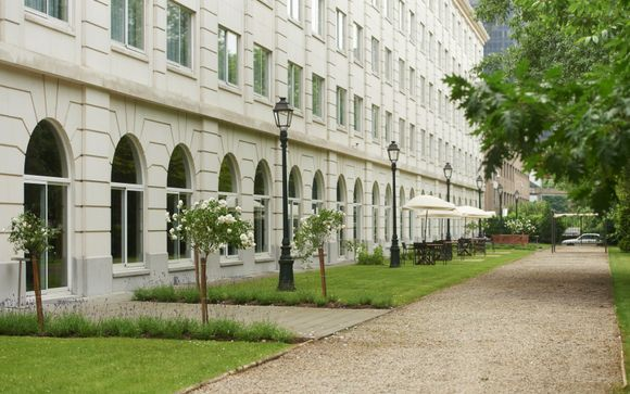 The President Brussels Hotel 4*