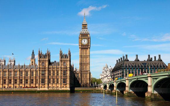 Londres, en Reino Unido, te espera