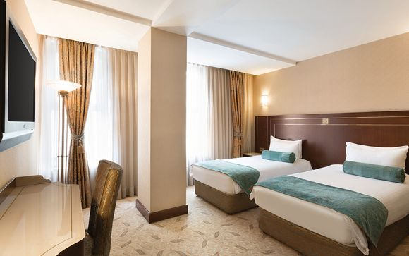 Crowne Plaza Istanbul Old City 5*