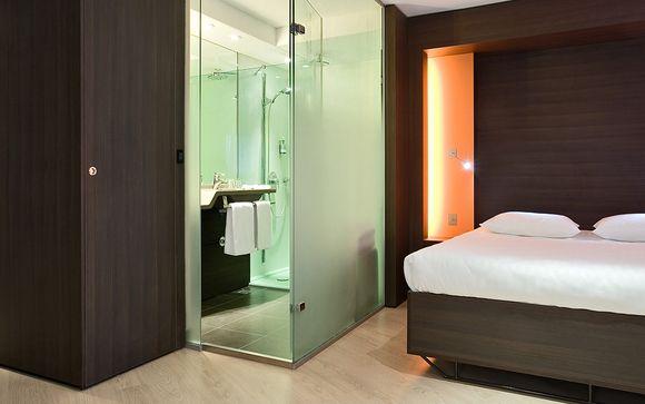 Hotel Oceania Paris Porte de Versailles 4*