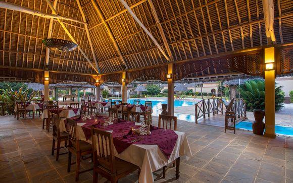 Neptune Pwani Beach Resort & Spa 5*