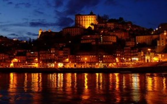 Crowne Plaza Porto 5*