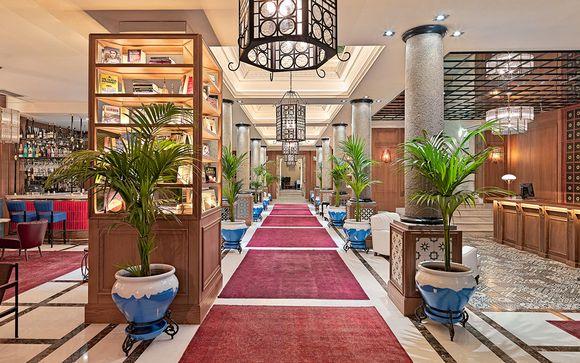 H10 Villa de la Reina Boutique Hotel 4*, en Madrid