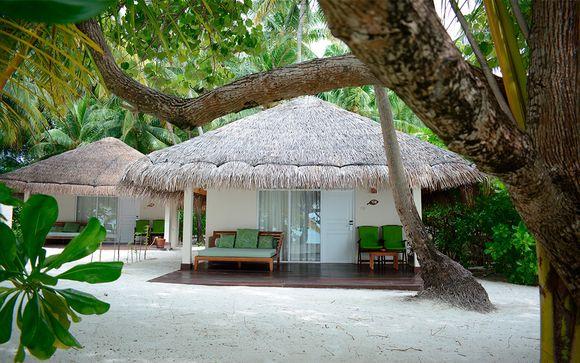 Vakarufalhi Island Resort 4*, en Maldivas