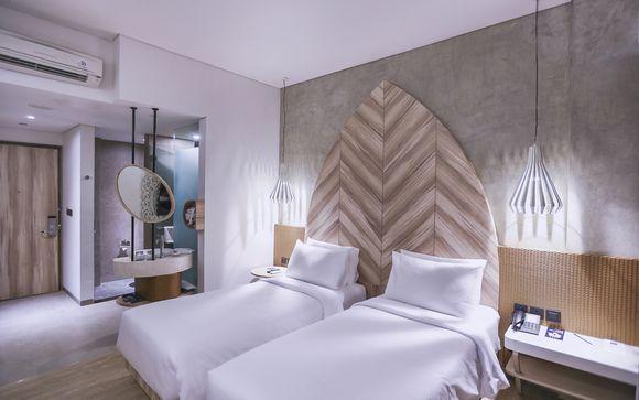 Marc Hotel Gili Trawangan 4*
