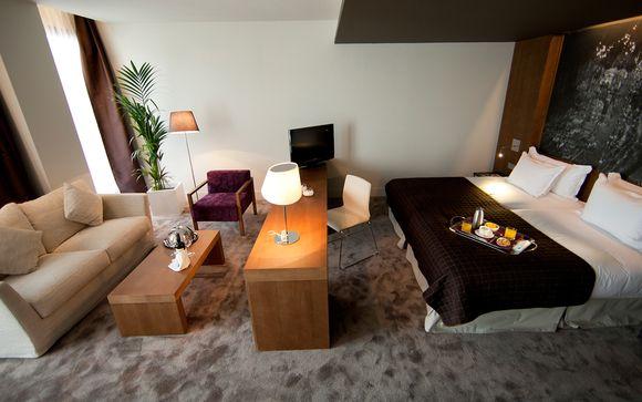 Hotel Las Caldas Spa & Sport 4*