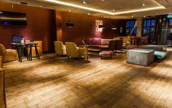 DoubleTree by Hilton Hotel Amsterdam - NDSM Wharf 4*