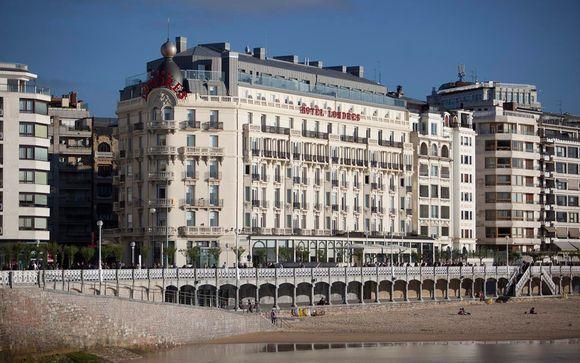 Hotel de Londres y de Inglaterra 4*