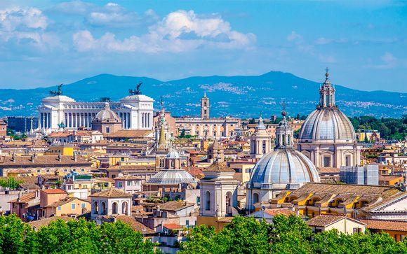 Roma, en Italia, te espera