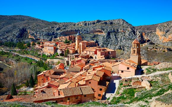 Segura de Baños, en Teruel, te espera