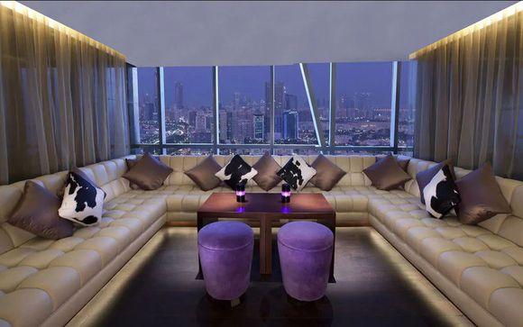 Jumeirah at Etihad Towers Hotel 5*
